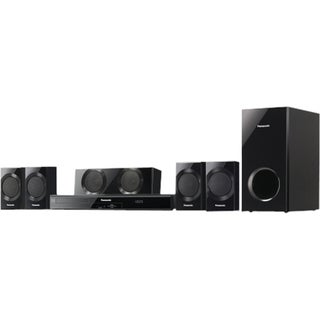 Panasonic SC-BTT190 5.1 3D Home Theater System - 1000 W RMS - Blu-ray