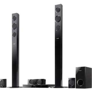Panasonic SC-BTT195 3D Home Theater System - 1000 W RMS - Blu-ray Dis