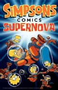 Simpsons Comics Supernova (Paperback)