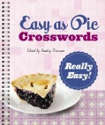 Easy as Pie Crosswords: Really Easy! (Spiral bound)