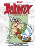 Asterix Omnibus 5: Asterix and the Cauldron, Asterix in Spain, Asterix and the Roman Agent (Paperback)