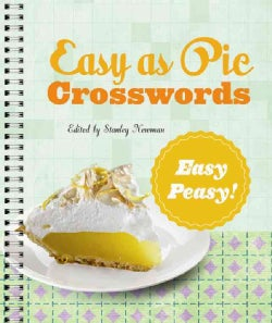 Easy as Pie Crosswords: Easy-Peasy! (Paperback)