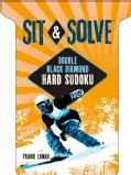 Sit & Solve Double Black Diamond Sudoku (Paperback)