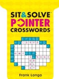 Sit & Solve Pointer Crosswords (Paperback)