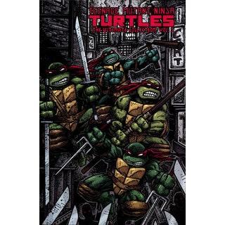 Teenage Mutant Ninja Turtles: The Ultimate Collection 5 (Hardcover)