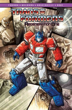 The Transformers: Regeneration One 1 (Paperback)