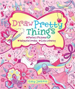 Draw Pretty Things (Paperback)