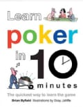 Learn Poker in 10 Minutes (Hardcover)