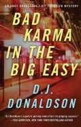 Bad Karma over the Big Easy (Paperback)