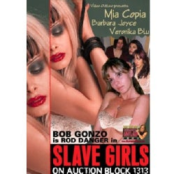 Slave Girls on Auction Block 1313 (DVD)