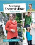 Newport Pullover: Sewing Pattern + Instructions (Paperback)