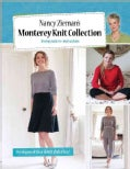 Monterey Knit Collection: Sewing Pattern + Instructions (Paperback)