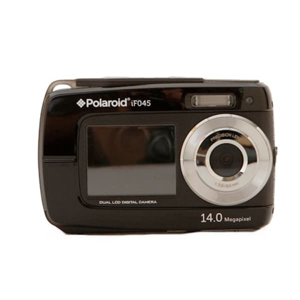 Polaroid IF045 14MP Waterproof Black Digital Camera