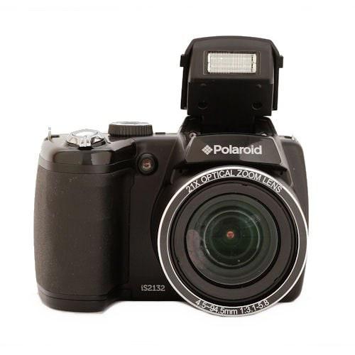 Polaroid IS2132 16MP Black Digital Camera