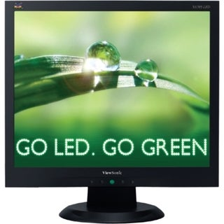 "Viewsonic VA705-LED 17"" LED LCD Monitor - 4:3 - 5 ms"