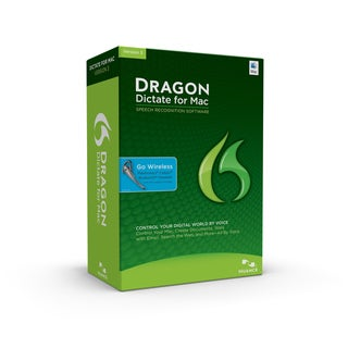 Nuance Dragon Dictate v.3.0 Wireless - Complete Product - 1 User