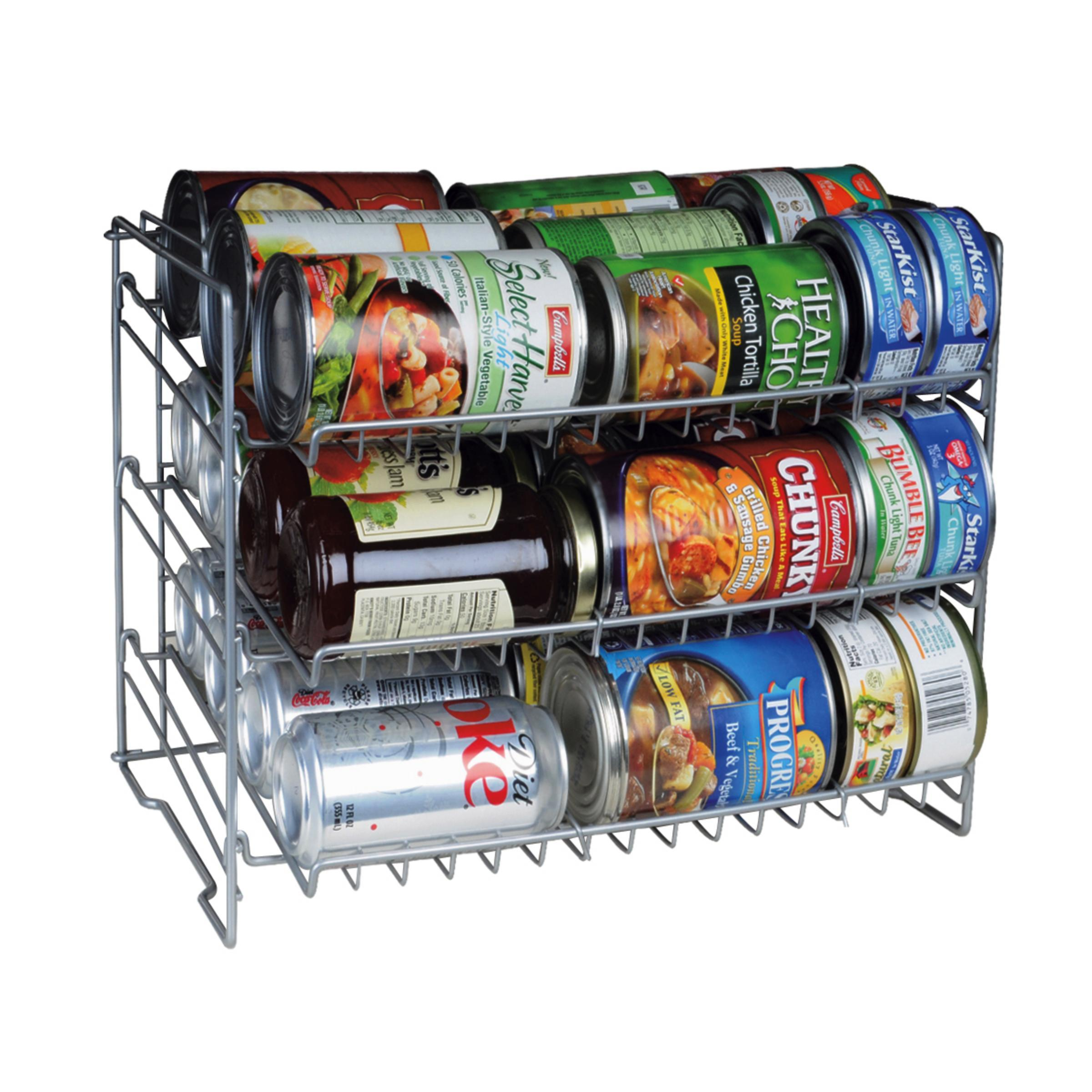 Silver Can Racks (Pack of 6)