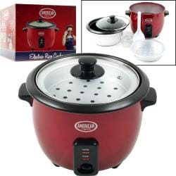 American Originals 5-cup Electric Rice Cooker