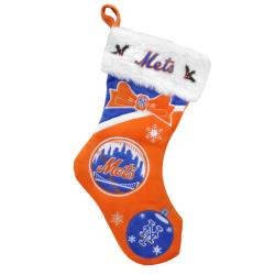 New York Mets Polyester Christmas Stocking