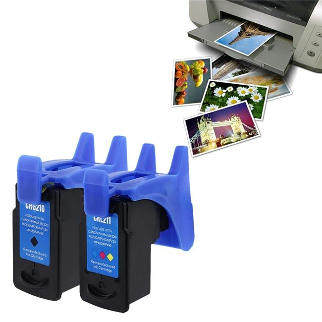 Canon CL-211XL/ PG-210XL Compatible Ink (Remanufactured)