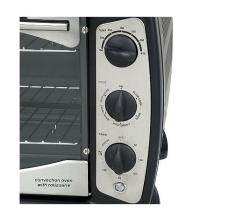 Cooks Essentials K29965 0.9-cubic-foot Heavy-duty Convection Oven (Refurbished)