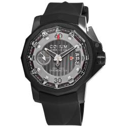 Corum Men's 'Admirals Cup Chronograph' Titanium Watch