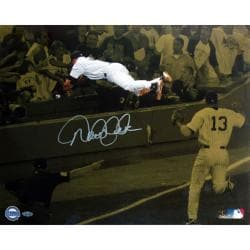 Steiner Sports Derek Jeter Sepia Tone Dive vs Red Sox 16x20-inch Photograph