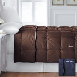 Natural Down Blend 233 Thread Count Comforter