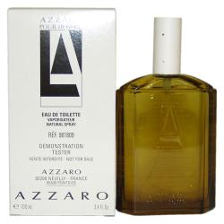 Azzaro 'Azzaro' Men's 3.3-ounce Eau de Toilette (Tester) Spray