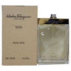 Salvatore Ferragamo 'Salvatore Ferragamo' Men's 3.4-ounce Eau de Toilette (Tester) Spray