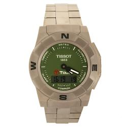 Tissot T-Touch Treck Titanium Men's Watch.