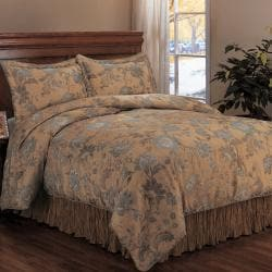 Grammercy Park Antique Queen-size Comforter Set