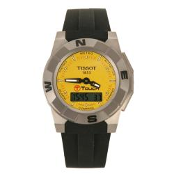 Tissot Men's T-Tactile T-Touch Trekker Watch.