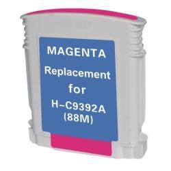 HP 88XL C9392AN Magenta Remanufactured Toner