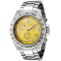 Swiss Legend Men's Eograph Stainless Steel Chronograph Watch