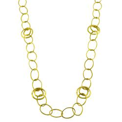 14k Yellow Gold Contempo Necklace