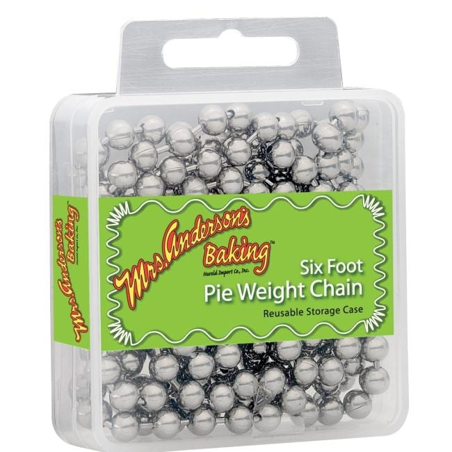 Mrs. Anderson's Pie Weight Chain