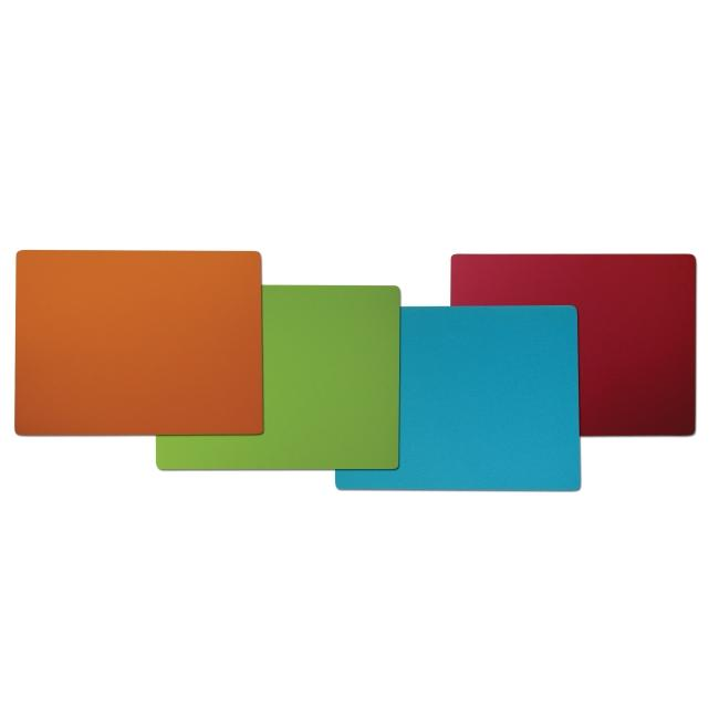 Color Flex Non-skid Mats (Pack of 4)