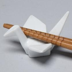 Peace Crane Chopstick Holder