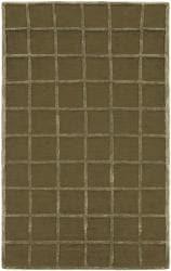 Hand-tufted Beige Wool Rug (8' x 10'6)