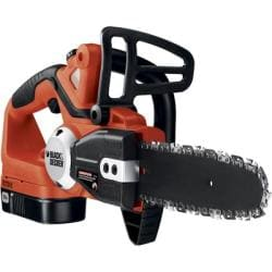 Black & Decker CCS818 18-volt Cordless Electric Chainsaw