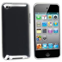 Clear TPU Rubber Case for Apple iPod Touch