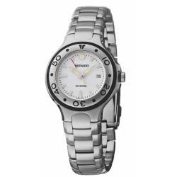 Movado Women's 'Series 800' Stainless Steel Quartz Watch