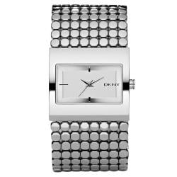 DKNY Women's NY4967 Silvertone Stainless Steel Watch