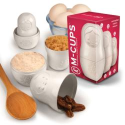 M-Cups Matryoshka Measuring Cups