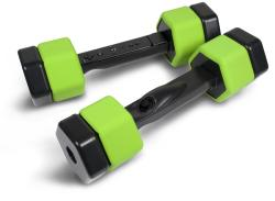 Wii Adjustable Weight Dumbbell Set - Black