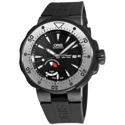 Oris Men&#39;s &#39;Pro Diver Col Moschin&#39; Water-resistant Divers Watch