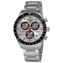 Tissot Men's 'T-Sport PRS 516' Stainless Steel Chronograph Watch