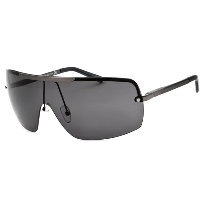 Kenneth Cole Reaction Womens Gunmetal Fashion Sunglasses