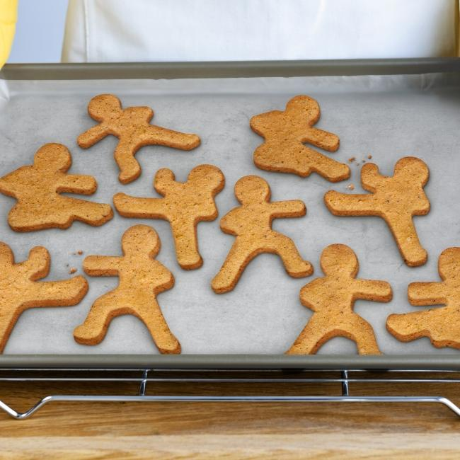 Ninja 3-piece Cookie Cutters Set